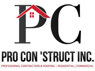 PRO CON 'STRUCT INC.'s Logo